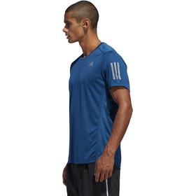 adidas Own The Run T-shirt Herrer, legend marine/reflective silver